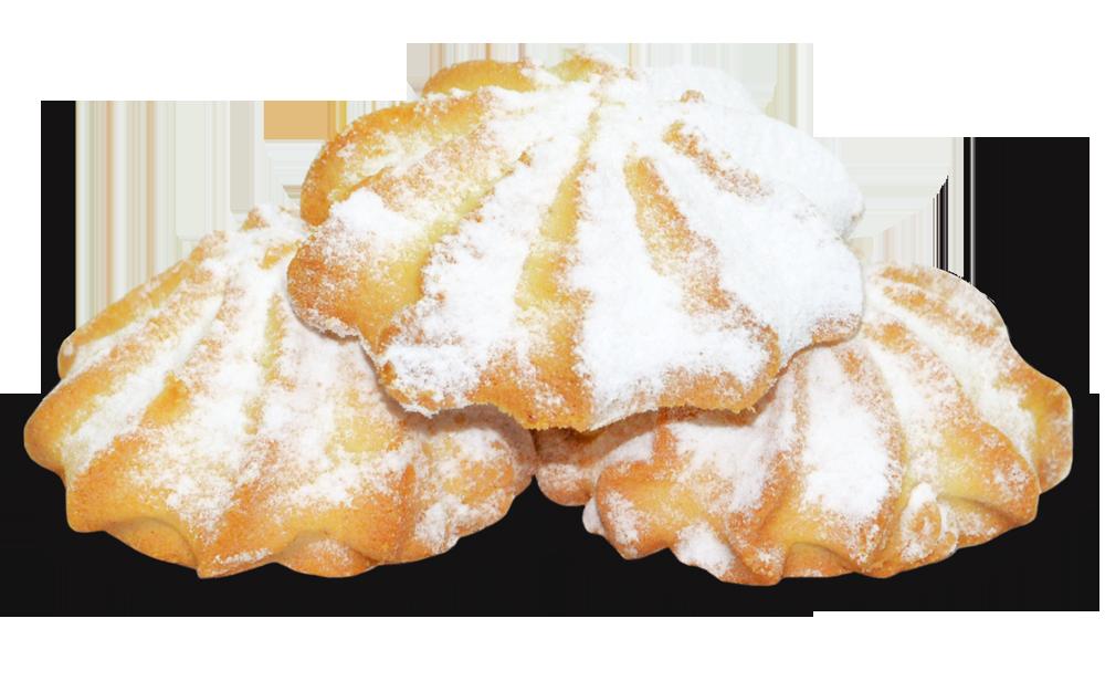 Печенье сдобное песочное «Весеннее»  вес в упаковке 2.5 кг