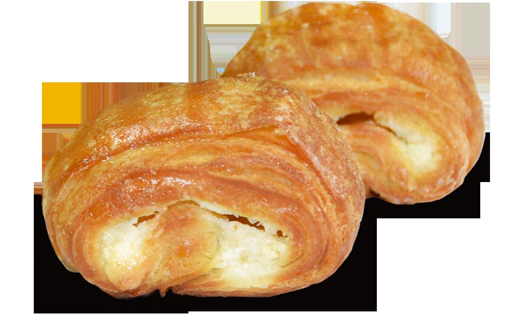 Слойки-міні дріжджові з наповнювачем «Ласунчик» вага в упаковці 1.2 кг