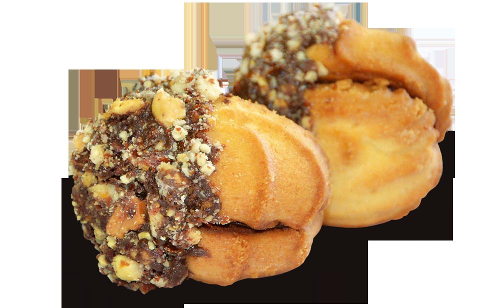 Печенье сдобное песочное «Ракушка»  вес в упаковке 2.5 кг