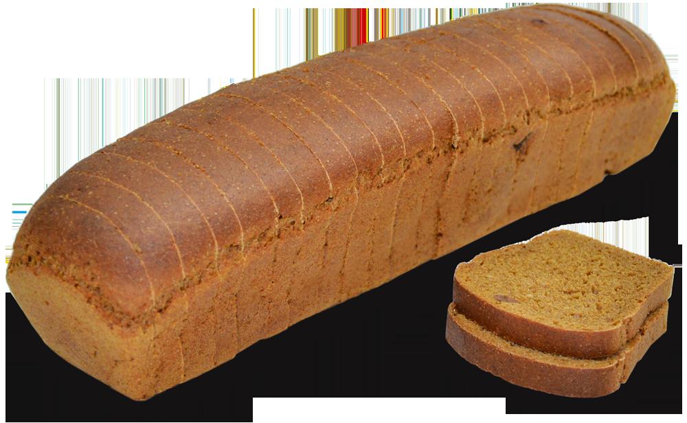 Хлеб «Изюминка Ново-Баварская» резанный масса 450 г