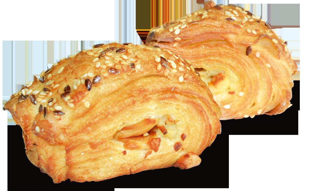 Слойки-мини дрожжевые    с сыром сулугуни  вес в упаковке 1.2 кг