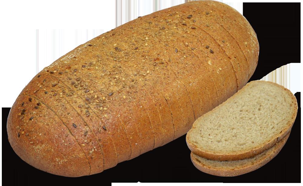 Хлеб «Солодовый» резанный масса 500 г