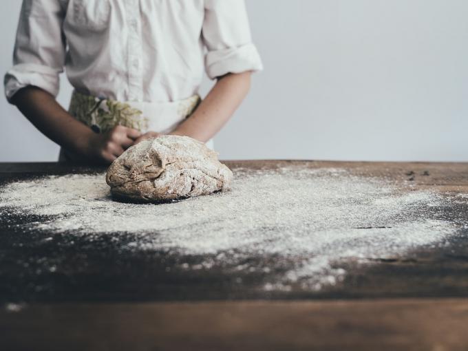 продукти для приготування хліба